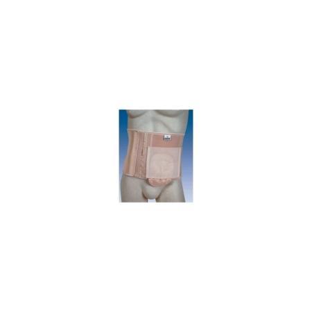 Faja abdominal para ostomizados con orificio para estoma de 50mm alta