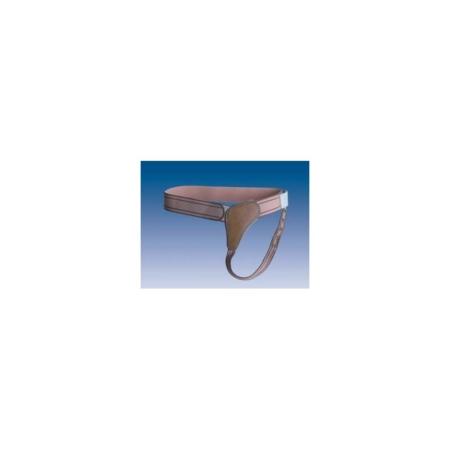 Braguero reforzado con cierre de velcro derecho
