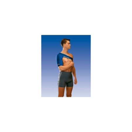 Soporte de hombro unilateral derecho
