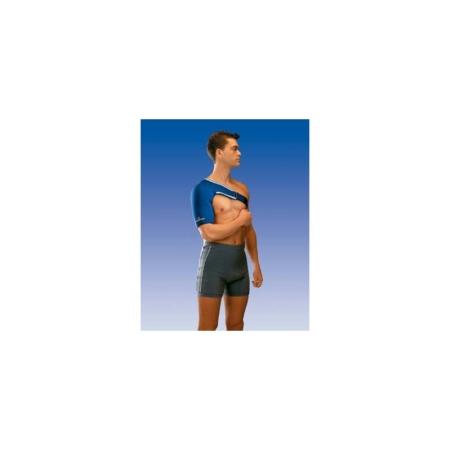 Soporte de hombro unilateral izquierdo