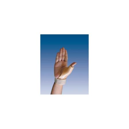 Férula de pulgar en termoplástico para la mano izquierda
