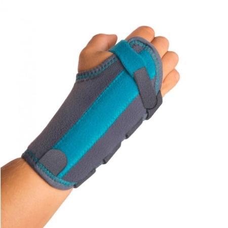 Muñequera inmovilizadora para la mano izquierda