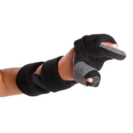Férula inmovilizadora de muñeca, mano y dedos para la mano derecha