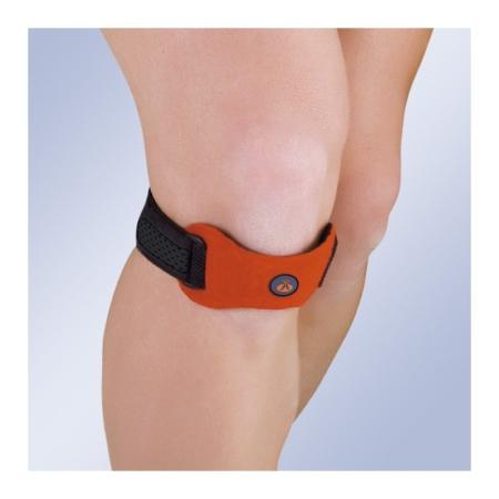 Soporte patelar con almohadilla de silicona Pad-Fix