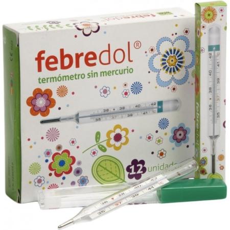 Termometros Sin Mercurio