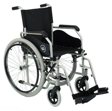 Silla de ruedas Breezy 90 de 600mm