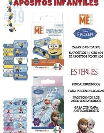 Tiritas Minion/Frozen
