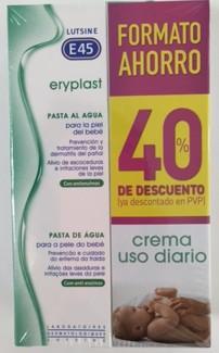 Eryplast Duplo Pasta al agua Bebes